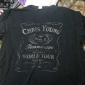 Chris young shirt